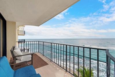 5480 N Ocean Drive UNIT A7b, Riviera Beach, FL 33404 - MLS#: RX-10586183