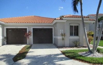 10376 Lake Vista Circle, Boca Raton, FL 33498 - MLS#: RX-10586466