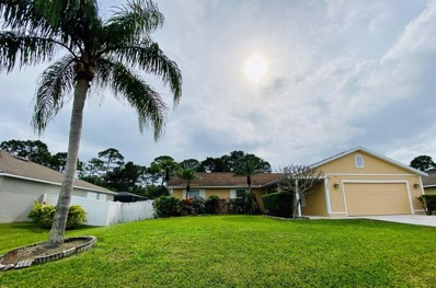 262 SW Parish Terrace Terrace, Port Saint Lucie, FL 34984 - MLS#: RX-10587491