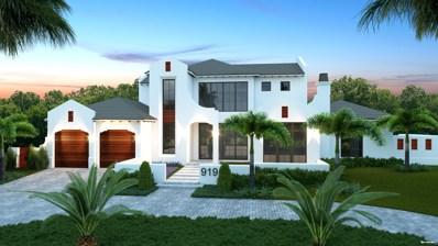 919 Seagate Drive, Delray Beach, FL 33483 - MLS#: RX-10588363
