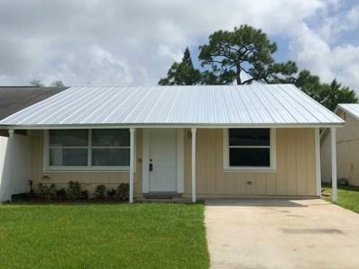 4414 SE Village Road, Stuart, FL 34997 - MLS#: RX-10588503