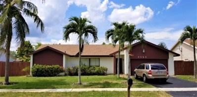 9569 Richmond Circle, Boca Raton, FL 33434 - MLS#: RX-10589235