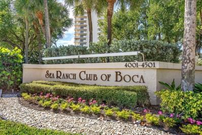 4001 N Ocean Boulevard UNIT B907, Boca Raton, FL 33431 - MLS#: RX-10589561