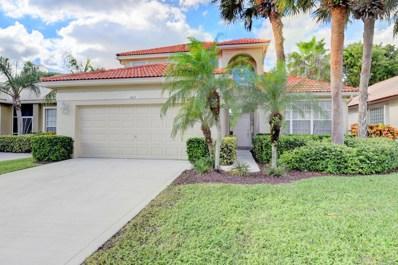 13617 Breton Lane, Delray Beach, FL 33446 - MLS#: RX-10589896