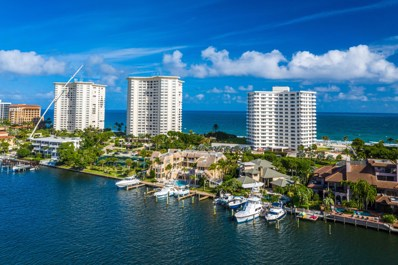 555 S Ocean Boulevard, Boca Raton, FL 33432 - MLS#: RX-10590009
