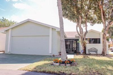 3 Cambridge Place, Boynton Beach, FL 33426 - MLS#: RX-10590043