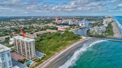 1180 S Ocean Boulevard UNIT 10d, Boca Raton, FL 33432 - MLS#: RX-10590097