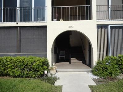303 Knotty Pine Circle UNIT A-2, Greenacres, FL 33463 - MLS#: RX-10590624