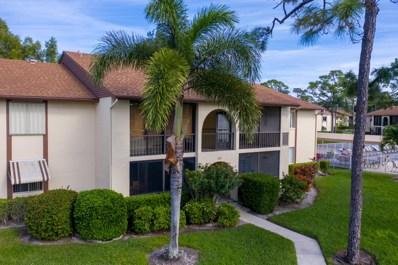 332 Knotty Pine Circle UNIT D-1, Greenacres, FL 33463 - MLS#: RX-10590669