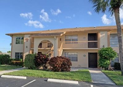 5943 Areca Palm Court UNIT E - 42, Delray Beach, FL 33484 - MLS#: RX-10590689