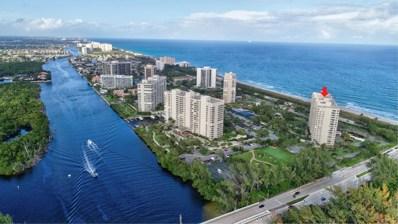 4001 N Ocean Boulevard UNIT 801, Boca Raton, FL 33431 - MLS#: RX-10590803