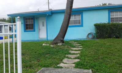 1236 W 3rd Street, Riviera Beach, FL 33404 - MLS#: RX-10590948