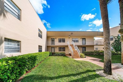 225 Piedmont UNIT E, Delray Beach, FL 33484 - MLS#: RX-10592653