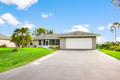 462 SW Nativity Ter Terrace, Port Saint Lucie, FL 34984 - MLS#: RX-10594309