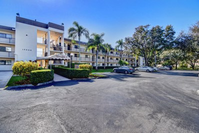 15244 Lakes Of Delray Boulevard UNIT 308, Delray Beach, FL 33484 - MLS#: RX-10594662