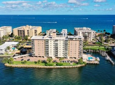 1160 Hillsboro Mile UNIT 407, Hillsboro Beach, FL 33062 - MLS#: RX-10594911