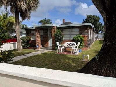 122 2nd Street, West Palm Beach, FL 33413 - MLS#: RX-10594916