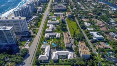 1299 S Ocean Boulevard UNIT L5, Boca Raton, FL 33432 - MLS#: RX-10595154