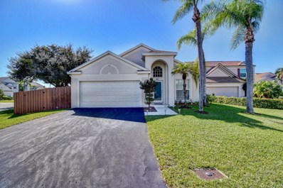 41 Teal Way, Boynton Beach, FL 33436 - #: RX-10595274