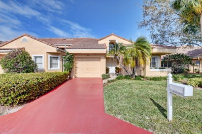 11001 Lakemore Lane UNIT C, Boca Raton, FL 33498 - MLS#: RX-10595423