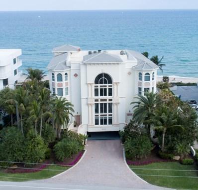 2070 N Ocean Boulevard UNIT Penthou>, Boca Raton, FL 33431 - #: RX-10596539
