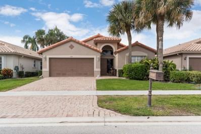 6727 Sherbrook Drive, Boynton Beach, FL 33437 - MLS#: RX-10596744