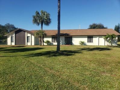 6037 Southern Road S, West Palm Beach, FL 33415 - MLS#: RX-10597595