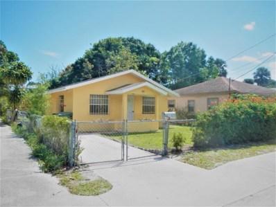 909 SE Nassau Avenue, Stuart, FL 34994 - MLS#: RX-10598047