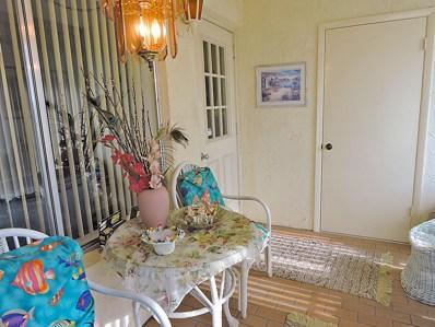 224 Pine Hov Circle UNIT D-2, Greenacres, FL 33463 - MLS#: RX-10598714