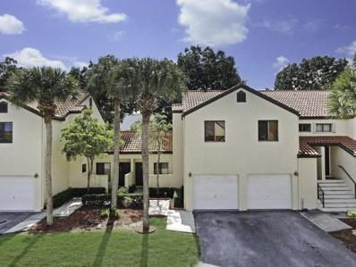 16 Via De Casas Sur UNIT 103, Boynton Beach, FL 33426 - MLS#: RX-10598801
