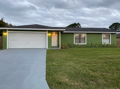 480 SW Meadow Terrace, Port Saint Lucie, FL 34984 - MLS#: RX-10599841