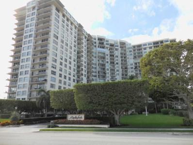 1801 S Flagler Drive S UNIT 1707, West Palm Beach, FL 33401 - MLS#: RX-10600215