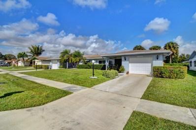 13059 Via Vesta, Delray Beach, FL 33484 - MLS#: RX-10600286