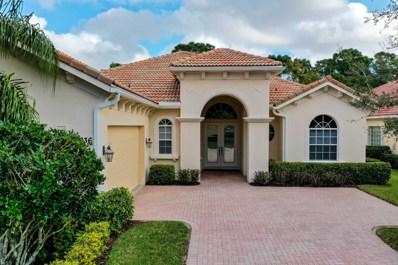 9036 One Putt Place, Port Saint Lucie, FL 34986 - MLS#: RX-10600415