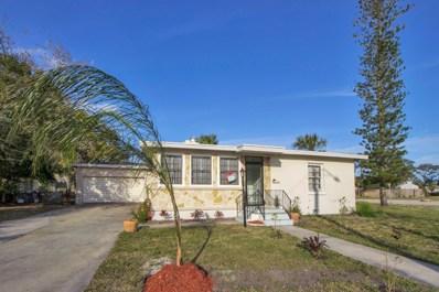 702 Parkway Drive, Fort Pierce, FL 34950 - MLS#: RX-10600445