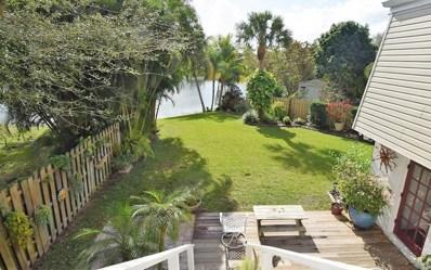 709 SE Hibiscus Avenue, Stuart, FL 34996 - MLS#: RX-10600892