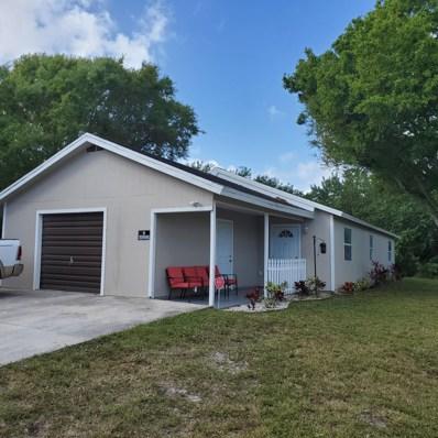 3819 St Benedicts Road, Fort Pierce, FL 34982 - MLS#: RX-10600903