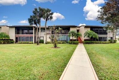15488 Lakes Of Delray Boulevard UNIT 205, Delray Beach, FL 33484 - MLS#: RX-10601791