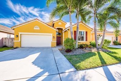 9548 Verona Lakes Boulevard, Boynton Beach, FL 33472 - MLS#: RX-10601873