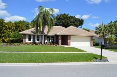 10235 Harbourtown Court, Boca Raton, FL 33498 - MLS#: RX-10604150