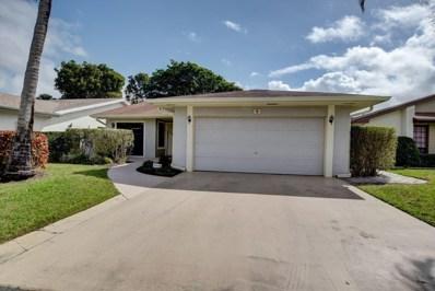 7 Fenwick Place, Boynton Beach, FL 33426 - MLS#: RX-10604187