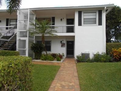 31 Stratford Lane UNIT H, Boynton Beach, FL 33436 - MLS#: RX-10604921