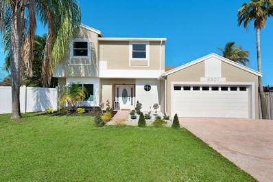 9907 Moss Pond Drive, Boca Raton, FL 33496 - MLS#: RX-10605494
