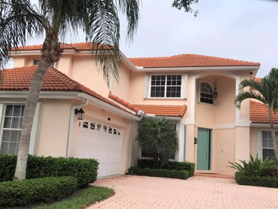 507 Eagleton Cove Trace, Palm Beach Gardens, FL 33418 - #: RX-10606711