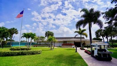 5160 Las Verdes Circle UNIT 201, Delray Beach, FL 33484 - MLS#: RX-10607002