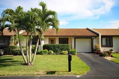 15899 Laurel Oak Circle, Delray Beach, FL 33484 - MLS#: RX-10607467