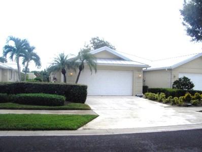 1624 SW Waterfall Boulevard, Palm City, FL 34990 - MLS#: RX-10608555