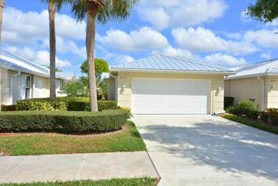 2837 SW Ridgewood Place, Palm City, FL 34990 - MLS#: RX-10609984