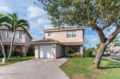 3460 Commodore Court, West Palm Beach, FL 33411 - MLS#: RX-10612951