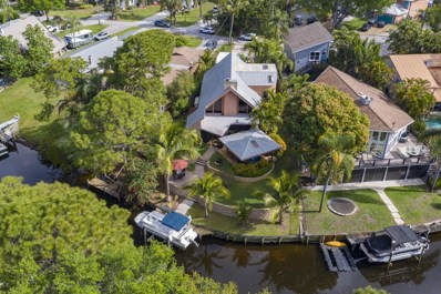 1338 SW Evergreen Lane, Palm City, FL 34990 - MLS#: RX-10613286